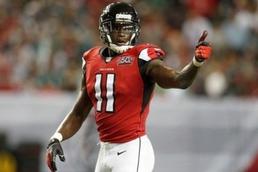 DFS Showdown Tips: Eagles-Falcons