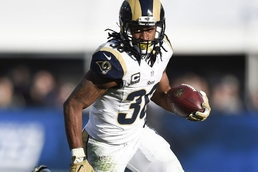DFS Showdown Tips: Seahawks-Rams