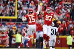 DFS Showdown Tips: Texans-Chiefs