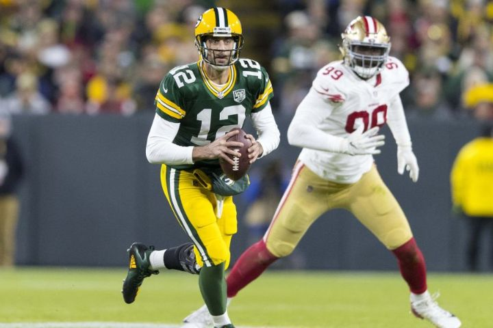 DFS Showdown Tips: Lions-Packers
