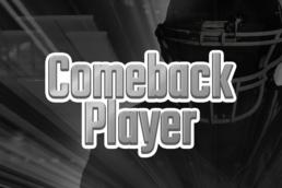 2021 Comeback Player