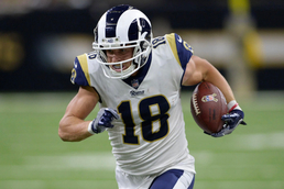 Perfect Draft: 12-Team PPR (Updated Sept. 2)