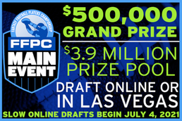 FFPC Main Event Strategy Guide: How to attack the first 6 rounds