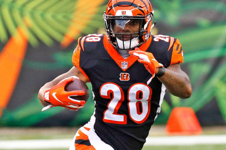 Perfect Draft: 12-Team Non-PPR (Updated Sept. 3)