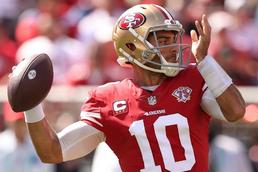 DFS Showdown Tips: Colts-49ers