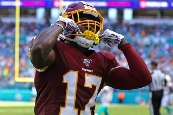 Terry Mclaurin Fantasy Points Outlook